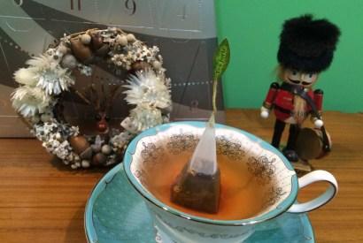 Tea forte 耶誕倒數日曆茶包