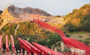 山口-元乃隅稲成神社-CNN選日本31個最美的地方