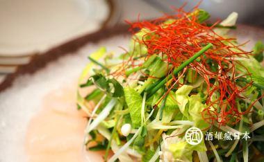 米其林三星主廚開發究極料理-台灣客才吃得到!