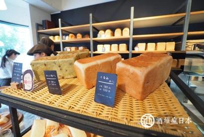 [福岡藥院]むつか堂吐司專賣店-時尚麵包店享受剛出爐的美味吐司