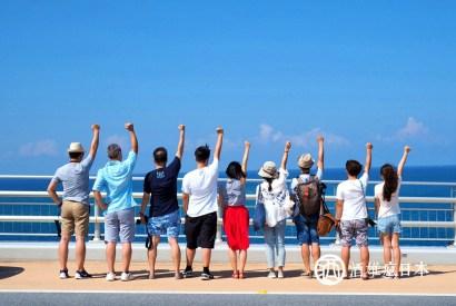 [宮古島]自駕伊良部大橋-3km連接兩島眺望宮古藍的絕美景點