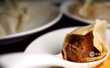 [台中美食]餡老滿餃子北京宮廷料理-真材實料手工餃子聚餐小吃都合適