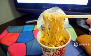 日清杯麵新加坡叻沙麵實吃心得分享