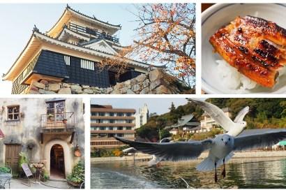 [靜岡]快速規劃濱松濱名湖自駕行程-鰻魚飯、濱松城、溫暖之家