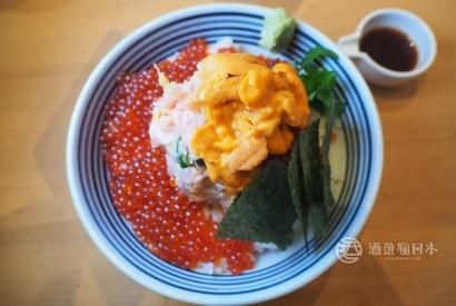 つじ半 TSUJIHAN 特上海鮮丼-東京日本橋排隊美食 建議十點就去等開門