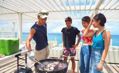 [沖繩那霸]リゾートマジック うみそら公園 (RESORT MAGIC)-近波上宮 享受音樂 海景與BBQ的絕佳場地