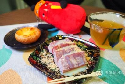 博多車站內MING的美味甜點-帶不回台灣,途中享用的好味道