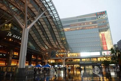 [福岡]博多車站周邊,你絕佳的九州旅行據點