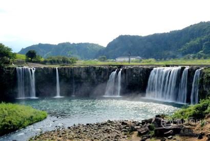 [九州中部]熊本大分自駕之旅D3 九重花公園 耿西牧場 原尻瀑布 稻積水中鐘乳洞