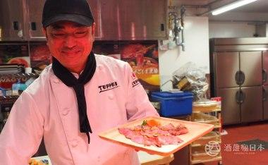 [沖繩那霸]琉球王国市場日本主題美食街-日本和牛牛排、稀有清酒與鮮奶油甜點