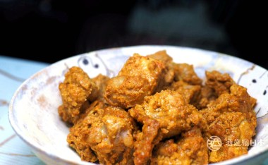 [食譜]印度天多利烤雞在家簡單做 帶一鍋去露營 保證變成全場焦點 香辣口味下酒菜