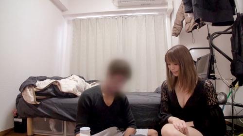 【三次】巨乳可愛いキャバ嬢をなんとか家に連れ込んで揉みまくってヤリまくったエロ画像・2枚目