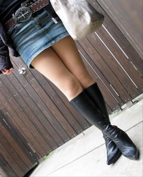 【三次】ロングブーツ履いてる女の子のエロ画像・20枚目