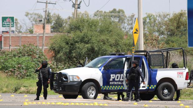 Early morning shooting at a bar in Guanajuato, Mexico... 11 deaths - Teller  Report
