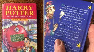[Pick] 오래된 유품에서 찾은 '해리포터'초판 … 가격 만 '4,000 만원'