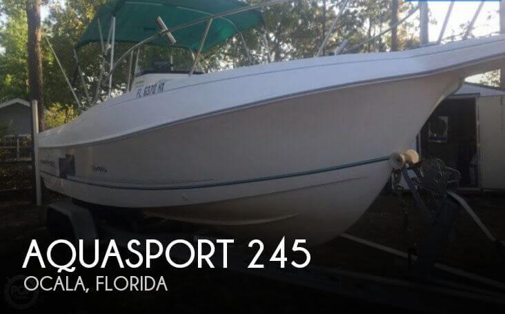 1 Aquasport 2 Osprey 03 Console 17 Center