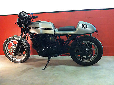 Suzuki Gs 1100 Cafe Motorcycles For