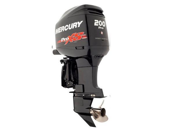 2014 Mercury Optimax Pro Xs 200 Hp