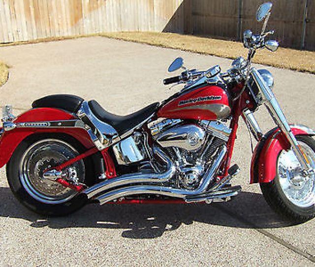 Harley Davidson Softail 2005 Fat Boy Screamin Eagle