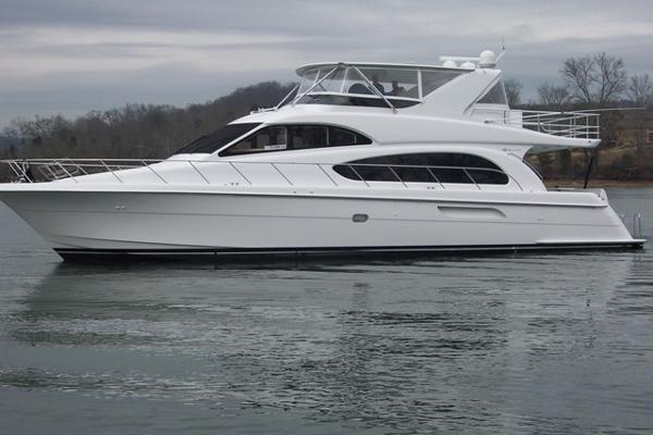 Hatteras 64 Motor Yacht Boats For Sale