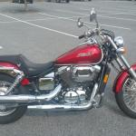Honda Shadow Spirit 750 Motorcycles For Sale In Jonestown Pennsylvania