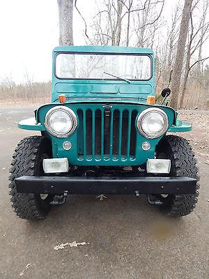 Jeep Cj3a Cars for sale
