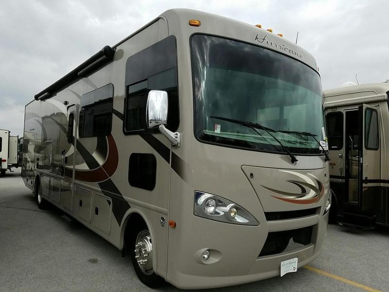Thor Motor Coach Hurricane 34j Bunkhouse RVs For Sale