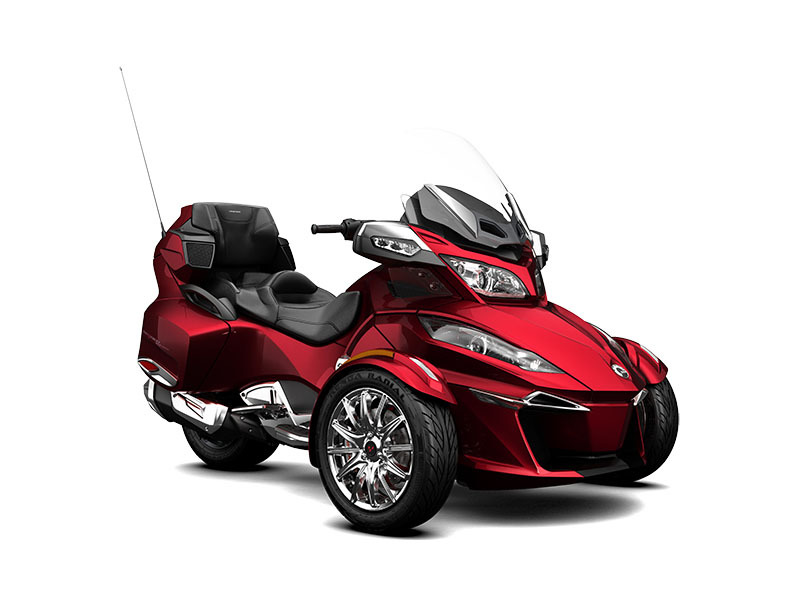 Can Am Spyder Rt Speakers