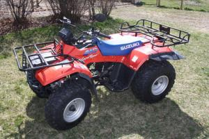 List of Synonyms and Antonyms of the Word: suzuki quadrunner