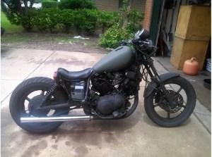 1987 Yamaha Virago 1100 Motorcycles for sale