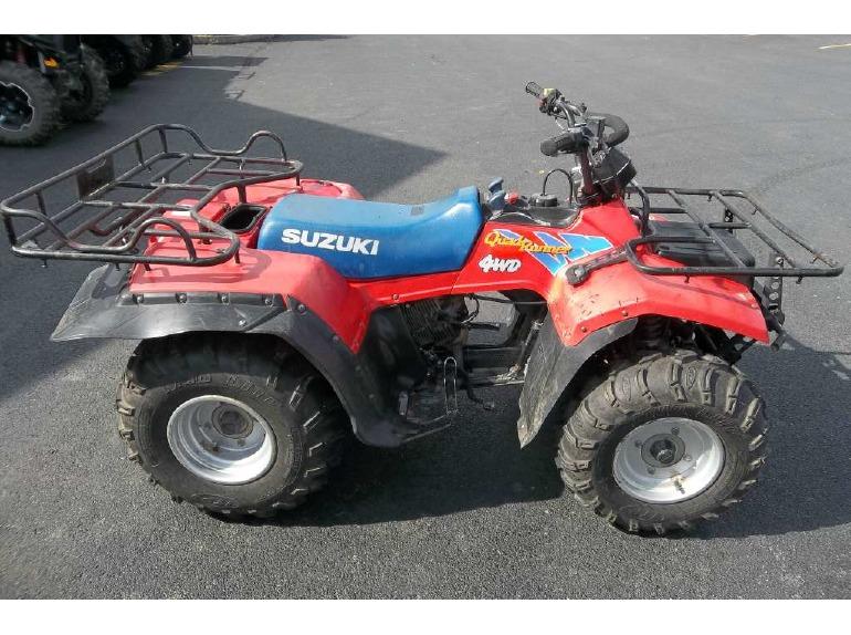 1992 250 Quadrunner Suzuki Rims