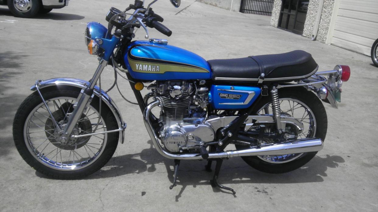 Yamaha Xs650 motorcycles for sale in Austin Texas