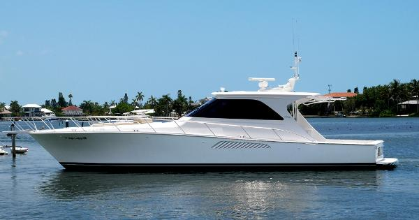 Viking Yachts 52 Sport Yacht Boats For Sale