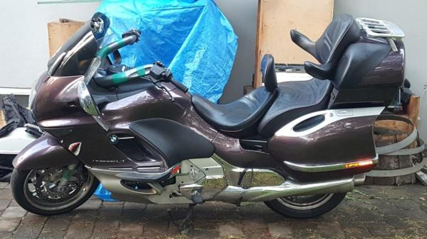 Bmw K1200lt motorcycles for sale in New York