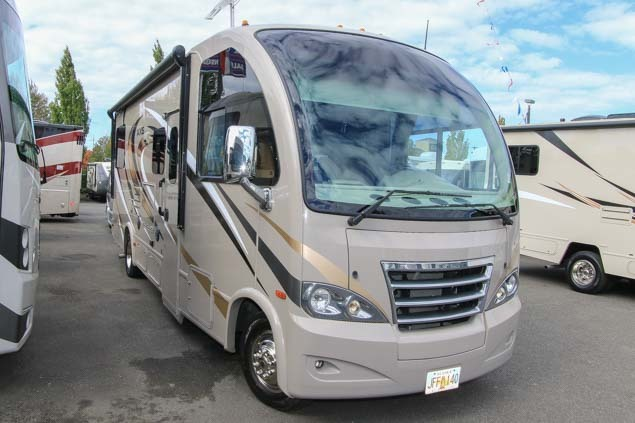 Thor Axis Rvs For Sale In Washington