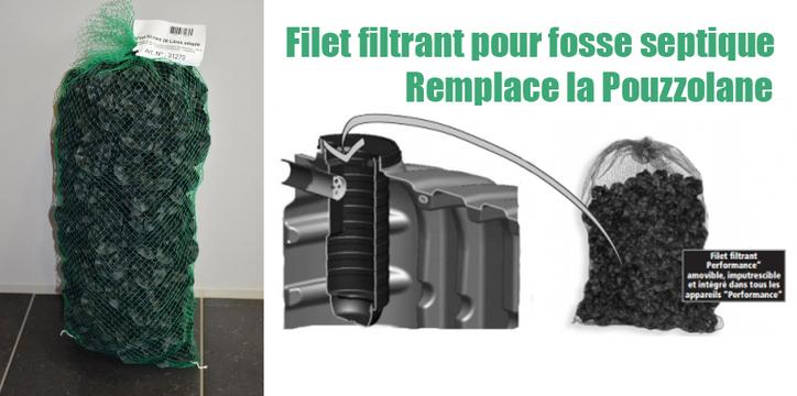 Filet Filtrant Pour Fosse Septique Actualit E