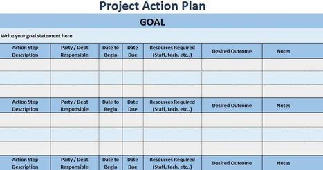Use our free life plan template to create one for yourself! Action Plan Project Work Plan Template Excel Images Amashusho