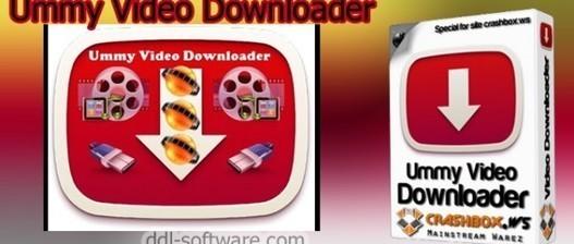Ummy Video Downloader 1.3 Crack Portable Free D...