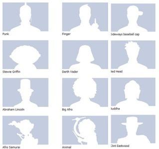 Cara mengubah foto profil facebook dengan foto kosong unik sharing. Profil Wa Kosong Unik Gambar Roman