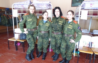 Защитницы Донбасса