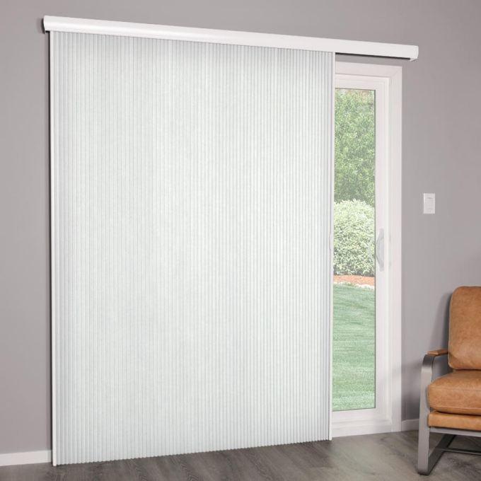 premier 3 4 light filtering vertical cellular blinds
