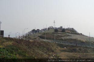 """釜山/來這裡欣賞海景及挑戰自己膽量的""""五六島天空步道""""(오륙도 스카이워크)"""