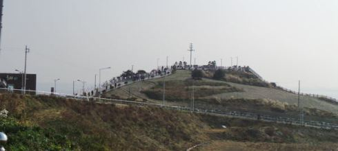 釜山/來這裡欣賞海景及挑戰自己膽量的