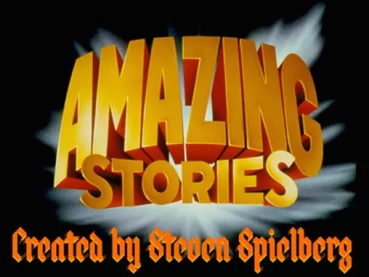 Image result for amazing stories tv show