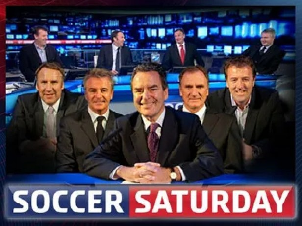 Gillette Soccer Saturday (UK) - ShareTV
