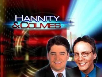 Image result for hannity and colmes show