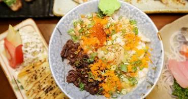 科博館平價日本料理  丸野鮨壽司 檸檬紅茶味噌湯冰淇淋無限享用 蓋飯丼飯生魚片都好吃