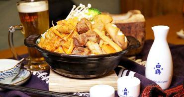 百川日本串燒 大口喝酒大口吃肉的好地方  Sapporo啤酒買3送1 台中居酒屋推薦
