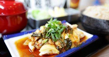 銅鑼灣創意料理 香港主廚坐鎮 想吃港式雞飯不用再飛香港 打卡就送新鮮手打金錢蝦餅