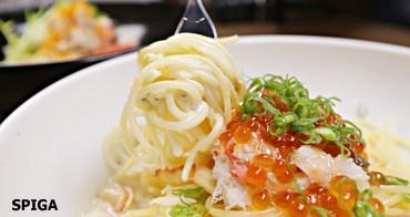 石壁家SPIGA 日本東京人氣店進駐中友百貨 肥美松葉蟹季節限定料理必吃